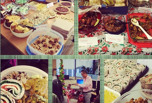 30 Festive Holiday Photos from the Salesforce Community