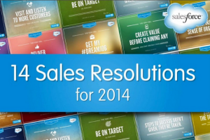 14 Sales Resolutions for 2014