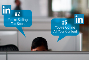 5 Ways Sales People Waste Time On LinkedIn