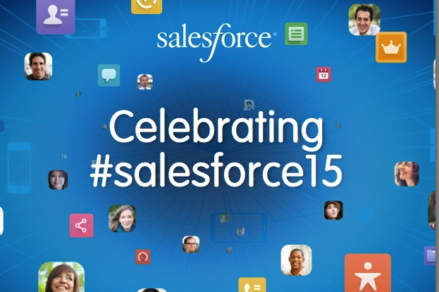 Salesforce Celebrates 15 Years of Innovation [Infographic]
