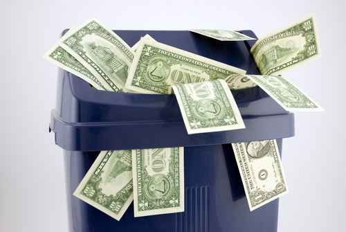 How to Avoid Throwing Away Half of Your Marketing Dollars