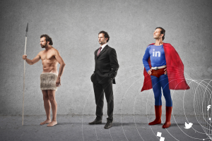 The Evolution of Social Selling