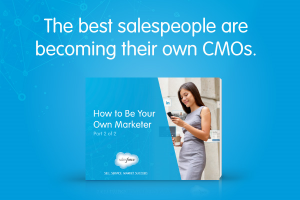 New E-Book: How to Be Your Own Marketer Part 2