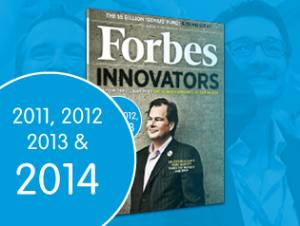 "Fourth Time's a Charm: Salesforce Named ""World's Most Innovative Company""—Again"