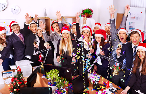 4 Ways to Avoid Catching the Holiday Unproductivity Bug