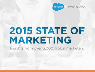 It's Out! The State of Marketing 2015