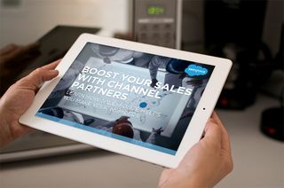 """Boost Your Sales With Channel Partners"": A New Salesforce E-Book"