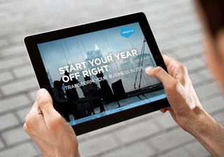 """Start Your Year Off Right"": A New Salesforce E-Book"