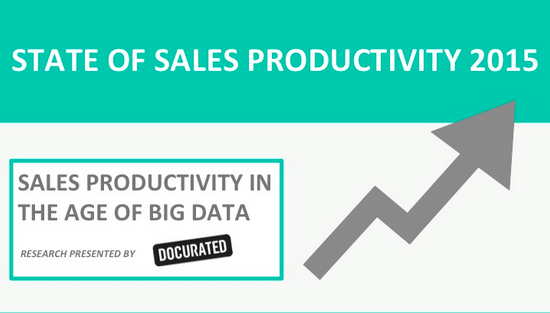 The State of Sales Productivity in 2015 (INFOGRAPHIC)