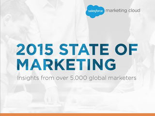 Just Published: 2015 State of Marketing Report