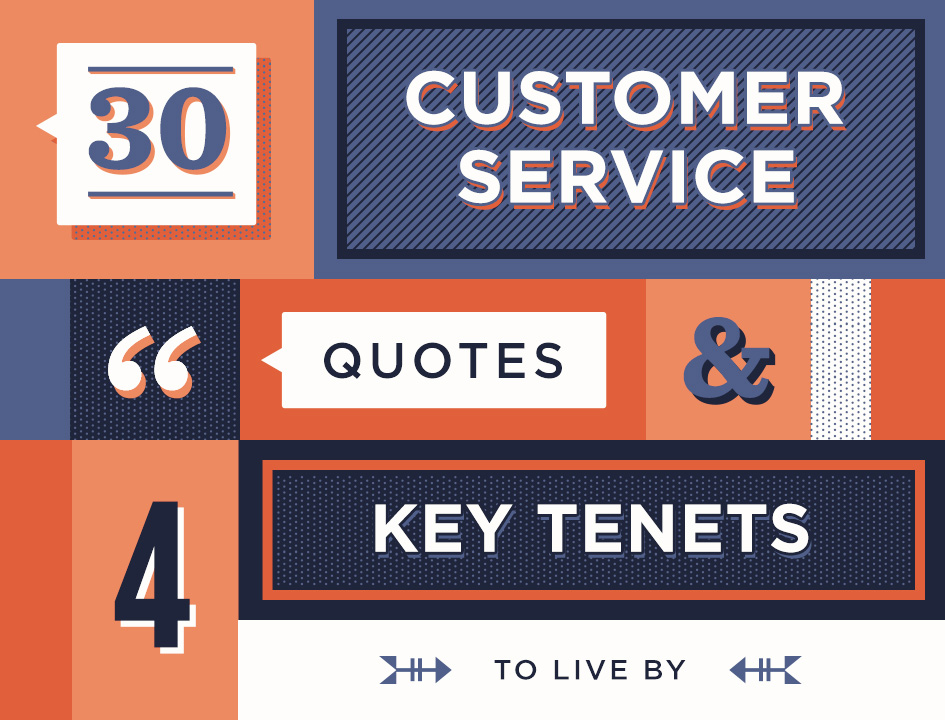 30 Inspiring Customer Service Quotes