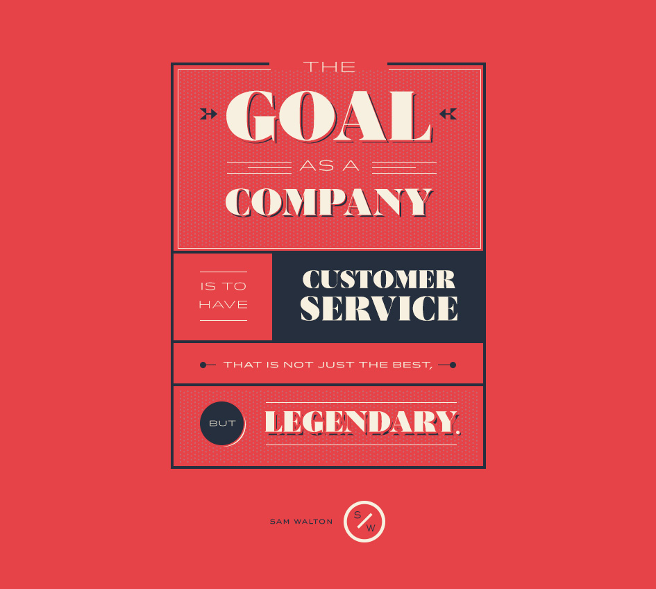 Customer Service Quote 30 Inspiring Customer Service Quotes And 4 Key Tenets To Live.