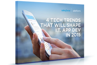 4 Trends That Will Shape IT App Dev