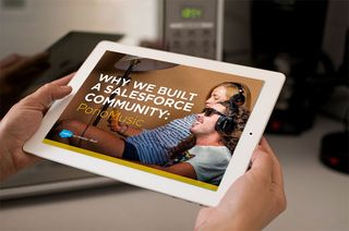 PonoMusic Tells Why They Built a Salesforce Community: New E-Book!