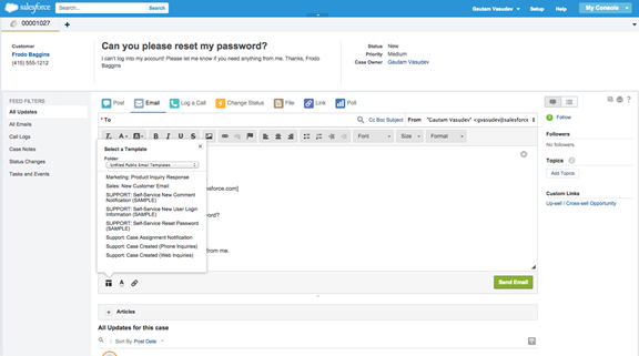 Salesforce Console Best Practices Creating A Desktop Your Agents