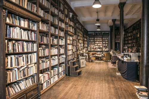 4 Business Tips for the Cloud Age from an Old Bookseller