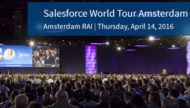 Salesforce World Tour Amsterdam in beelden