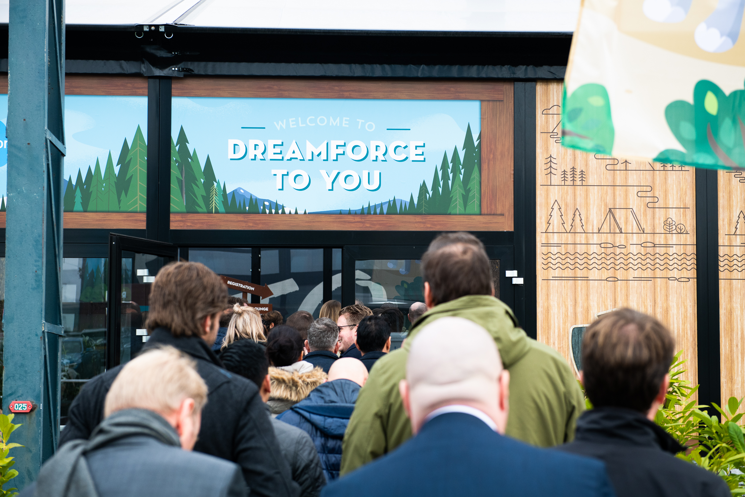 Dreamforce to You Nederland in een notendop