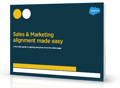 Sales en Marketing Alignment