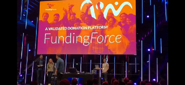 Team FundingForce wint ABN AMRO hackathon met innovatief Validated Donation Platform
