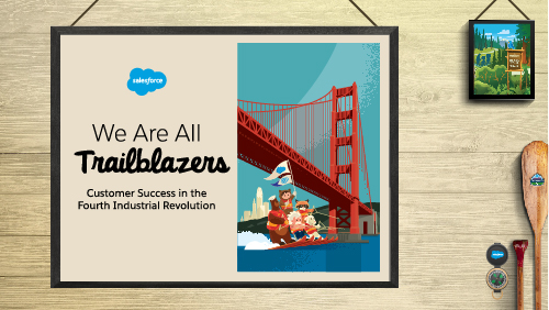 Trailblazers Make The World A Better Place! - Openingskeynote Dreamforce 2017: