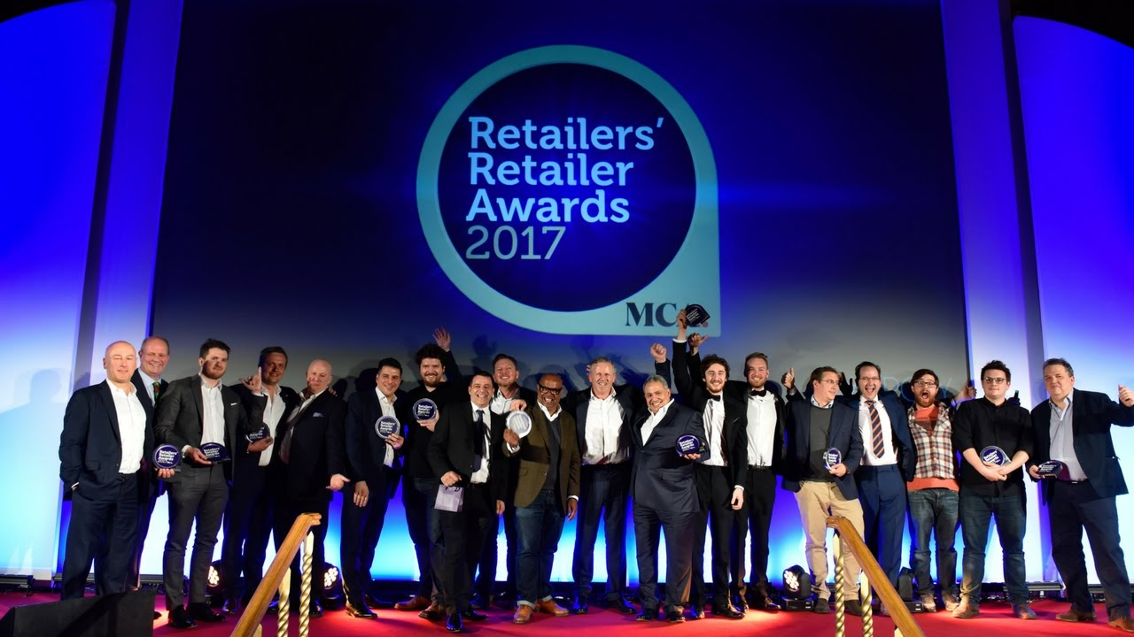 Hoe win je de Retailer of the Year Award?