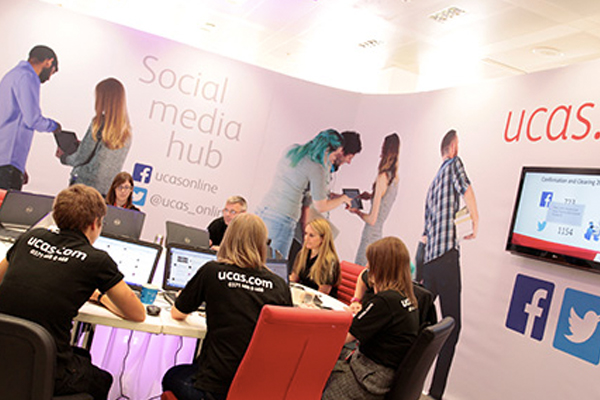 UCAS Helps More Young People with Immersive Application