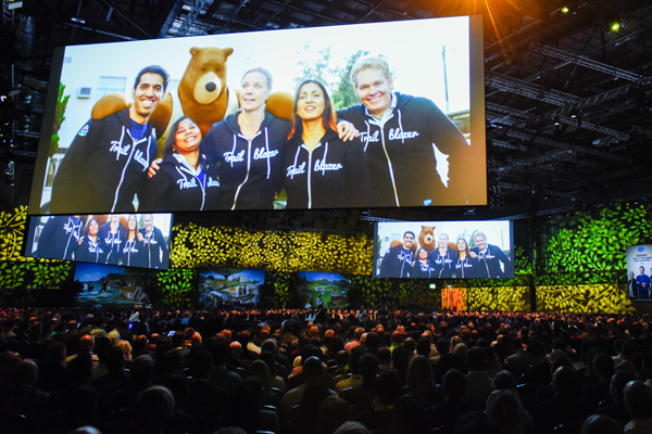 Salesforce World Tour London Showcases UK Trailblazers in the Fourth Industrial Revolution