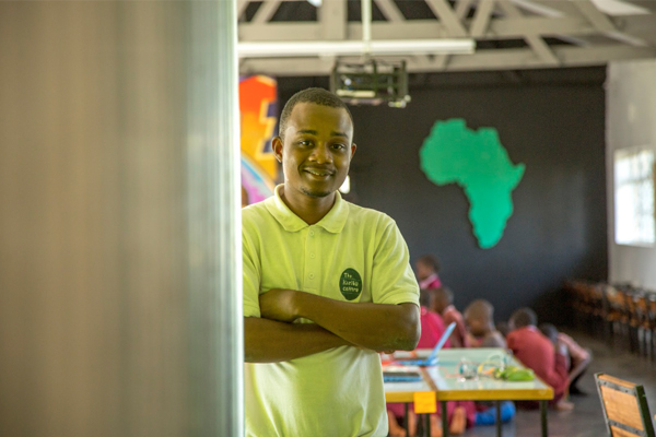 Trailblazer Voices: Teaching the Next Generation of Coders in Kenya