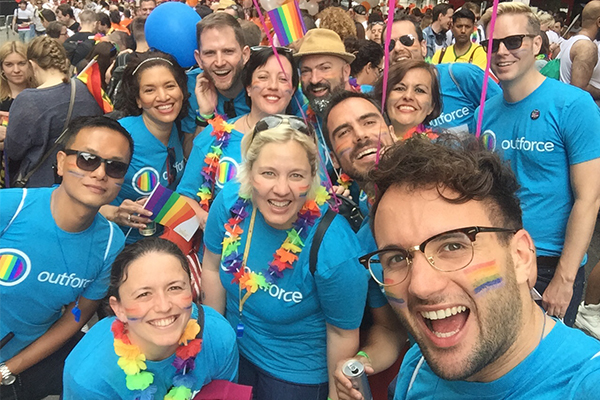 Ohana: Bringing Your Authentic Self to Work at Salesforce