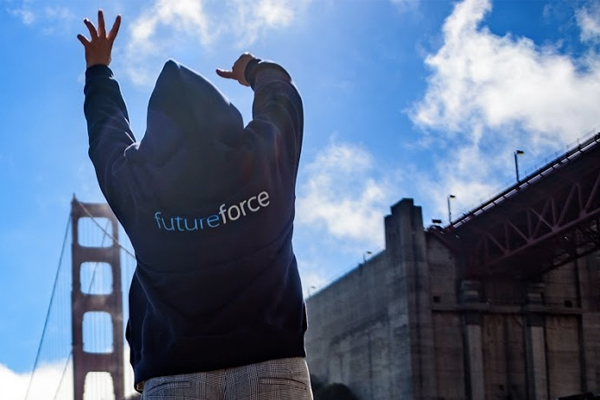 Becoming Salesforce: 5 Steps of a New Hire Journey