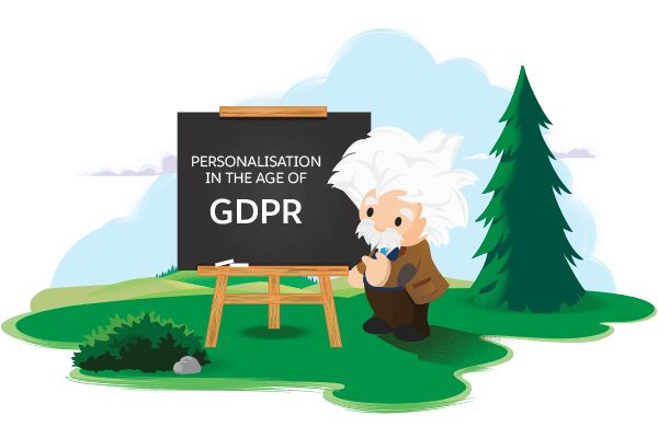 Using AI to Scale Personalisation in the Age of GDPR