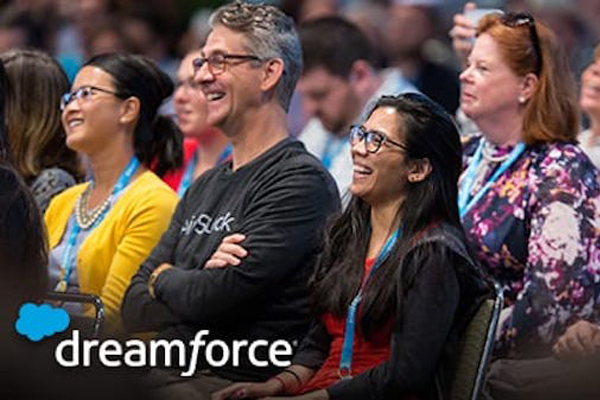 Dreamforce 2019 How to Tune in from UK & Ireland