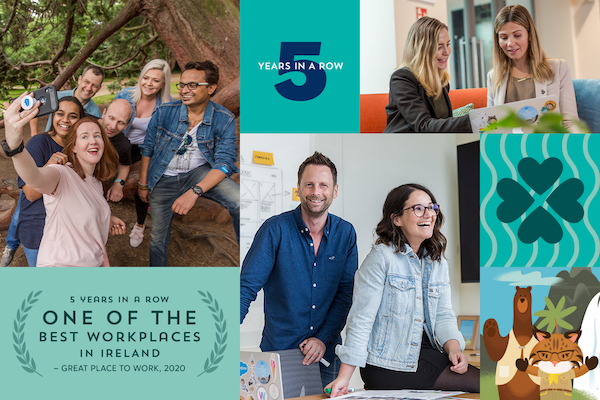 Our People Make Salesforce Ireland a Great Place to Work