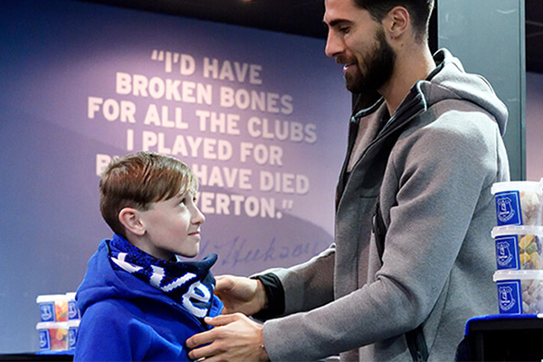 Here's Why It's 'Game on' for Personalisation at Everton FC