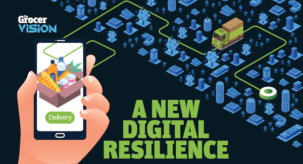 A New Digital Resilience: How To Build Better Online Grocery Operations Post-COVID-19
