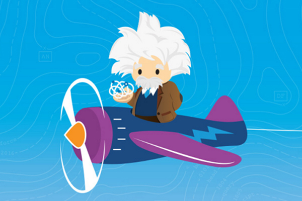 Welcome Salesforce Einstein: AI for the World's Smartest CRM