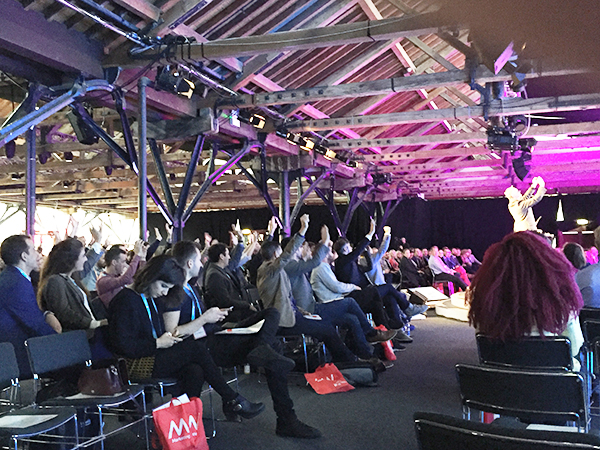 The Best Of The Buzz From Festival Of Marketing 2015