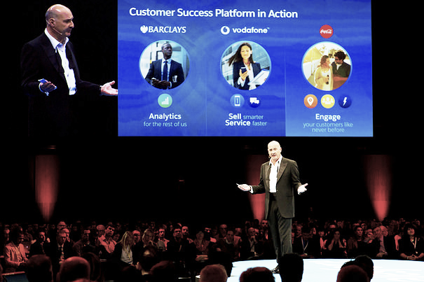 Getting Customer-Obsessed at Salesforce World Tour London