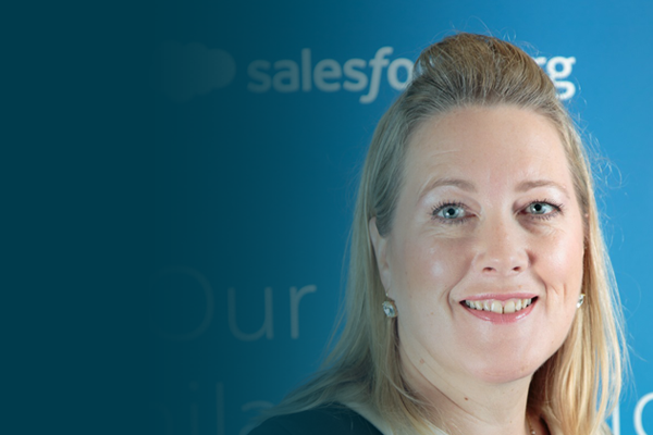 A day in the Salesforce life: Libby Darlington, Executive Assistant