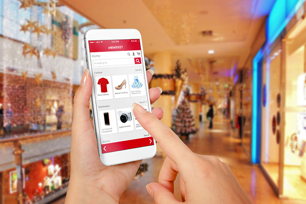 Savvy shoppers turn to technology to help them discover the best deals on the high street