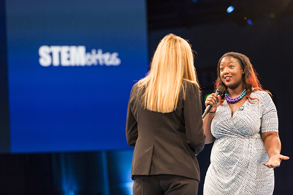Addressing Gender Balance in STEM Careers with Stemettes