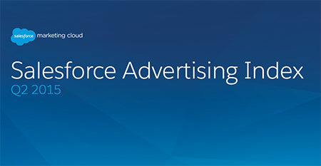 Salesforce Launches Latest Advertising Index Report — Includes Video View and Mobile App Ads Analysis