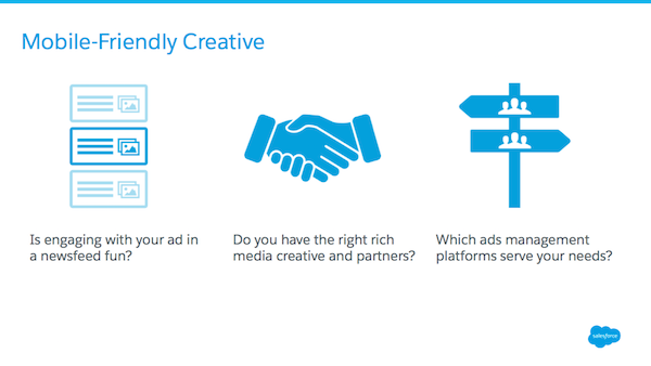 Focus on Your Creative Strategy for Your Ads First