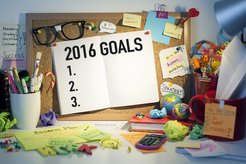 Setting Yourself Up for Success: 5 Professional Resolutions for 2016