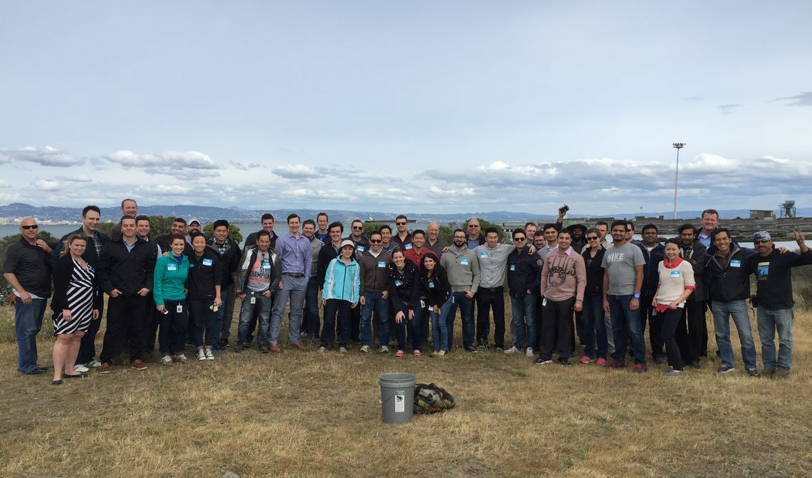 How Salesforce Celebrates Earth Day All Month Long