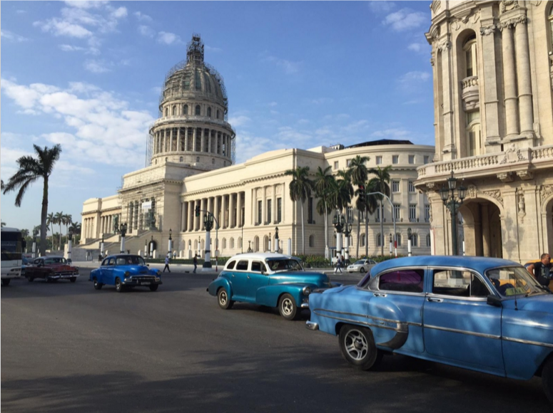 President Obama (and Salesforce) Go to Cuba
