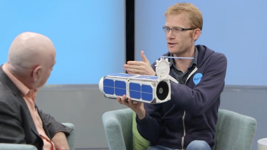 Why the Future of Satellites is Miniaturized (and What that Means for Planet Earth) [VIDEO]