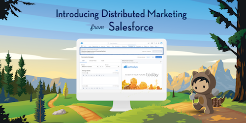 Introducing Distributed Marketing from Salesforce