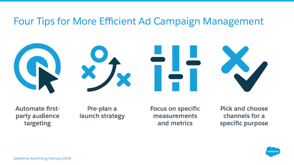 4 Tips for More Efficient Ad Campaign Management